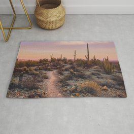 Sonoran Sunset Rug