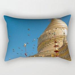 Schwezigon Paya Rectangular Pillow