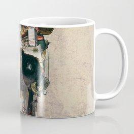 Istanbul Skull 2 Coffee Mug