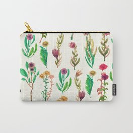 cute flowers Carry-All Pouch
