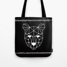 Totem Festival 2015 - White & Black Tote Bag
