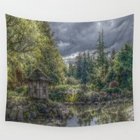 poland Wall Tapestries featuring Hortulus-Poland HDR by helsch photography
