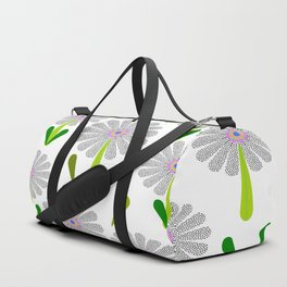 zappwaits flower Sporttaschen
