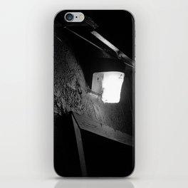 Darkened Doorway iPhone Skin