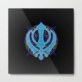 World Religions -- Sikhism Metal Print