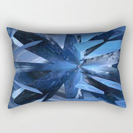 The Fifth Dimension Rectangular Pillow