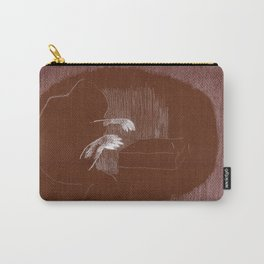 screen printing  Carry-All Pouch