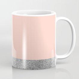 Peach like a diamond Coffee Mug