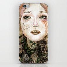 Indelicate Thorns iPhone & iPod Skin