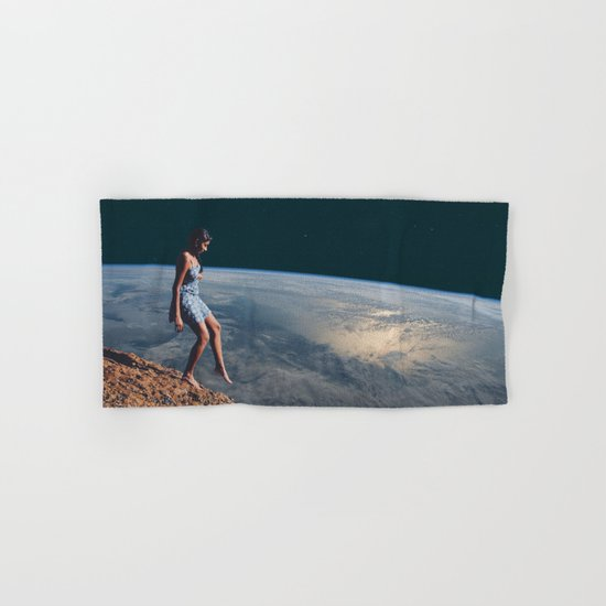 Going to Unknown World Hand & Bath Towel