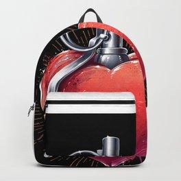 Heart design Backpack