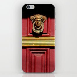 Stage Door 1889 - Please Knock iPhone Skin