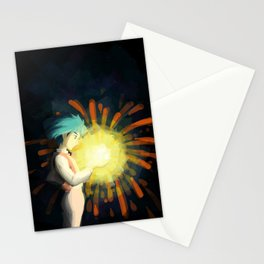Howl Caught a Falling Star! Stationery Cards