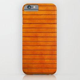 Osage Orange iPhone Case