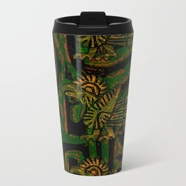 MexArt Metal Travel Mug