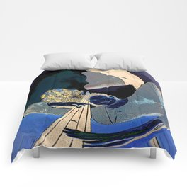 Bass Player Comforters