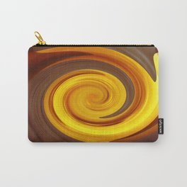Caramel  Carry-All Pouch