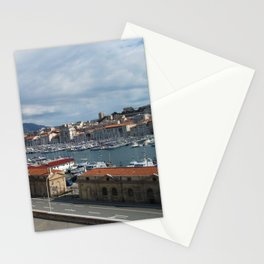 Marseilles Dock Stationery Cards