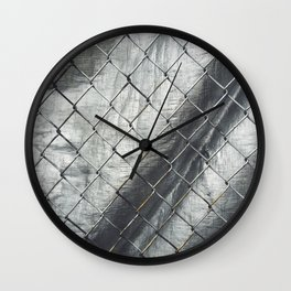 Relax and Breathe II Wall Clock