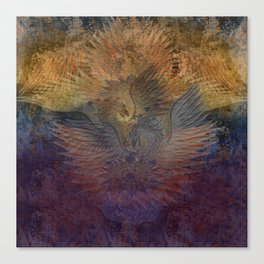 Rising Phoenix Canvas Print