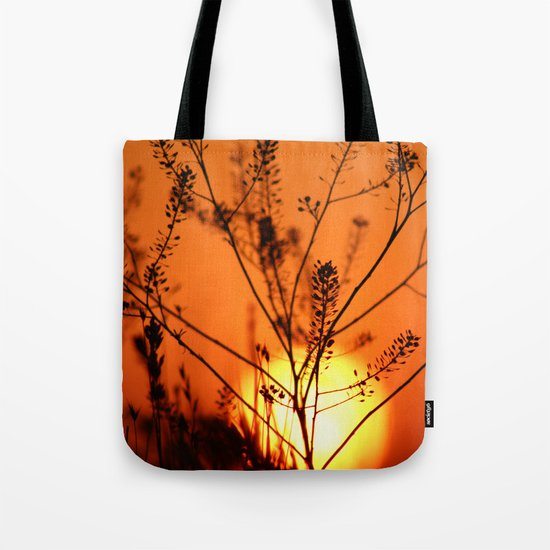 Goodnight Sun Tote Bag
