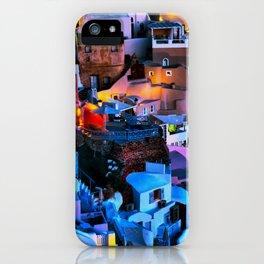 Santorini 18 iPhone Case