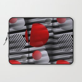3D - abstraction -38- Laptop Sleeve