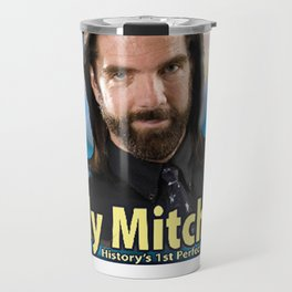 Billy Mitchell card (rare) Travel Mug