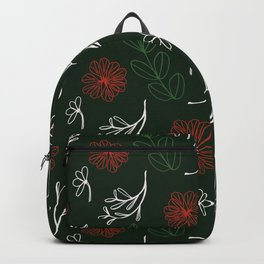 Christmas Is On It's Way. Backpack