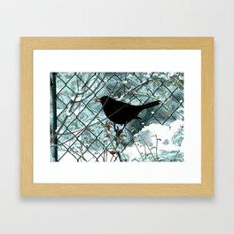 OizO Framed Art Print