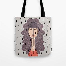 you look like rain Tote Bag