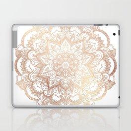 Mandala Gold Shine II Laptop & iPad Skin