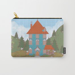 Valle Moomin 2019 - Landscape Carry-All Pouch