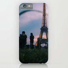 The Eiffel Tower during a summer evening. iPhone 6s Slim Case