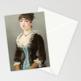 "Édouard Manet ""Madame Michel-Lévy"" Stationery Cards"