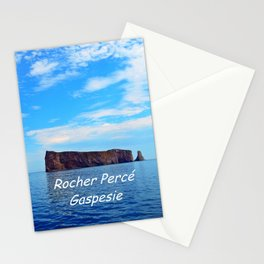 Perce Gaspesie Edition Speciale Stationery Cards