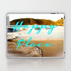 Happy Place Laptop & iPad Skin