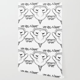 Up all night, Demons to fight Wallpaper