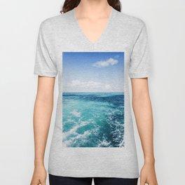 Sea Breeze Unisex V-Neck