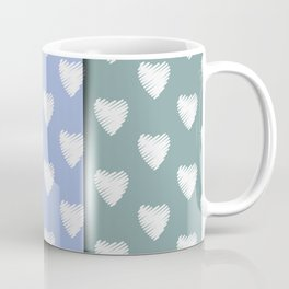 3x4 pastel Amor Coffee Mug