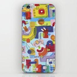City iPhone Skin