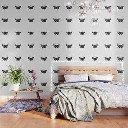 Minimalista borboleta 1 Wallpaper