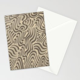CalligraWaveStone Stationery Cards