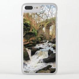 The Fairies Chapel Clear iPhone Case