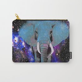 Elephant #6 Carry-All Pouch