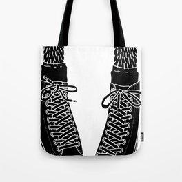 Chuck Feet Tote Bag