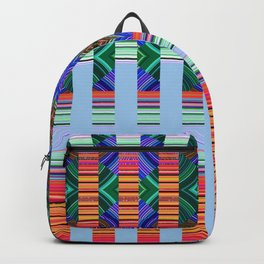 Passionate Dancing Lines 2 Backpack