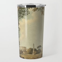 Ruins Of Rome Travel Mug