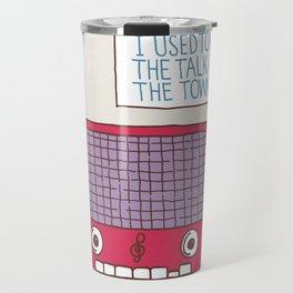 Radio Static Travel Mug