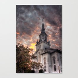 Waterville Canvas Print